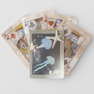 Midnigh play bicycle playing cards