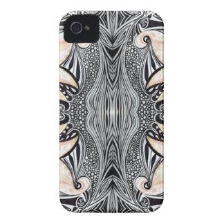 Midnight Bloom3 Blackberry Bold case