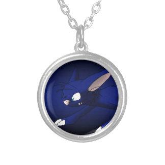 Midnight Blue Cat Dragon Jewelry