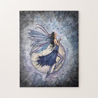 MIdnight Blue Fairy Puzzle