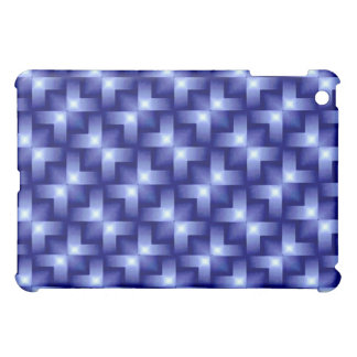 Midnight Blue Weave Cover For The iPad Mini