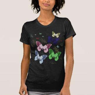 Midnight Butterflies T Shirt