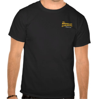 Midnight Carboys Left Chest Black Tshirt