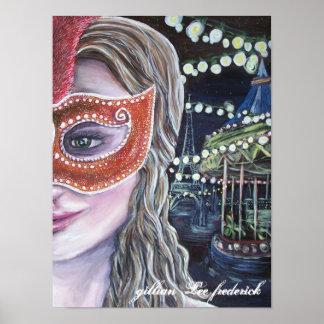 midnight carnival poster