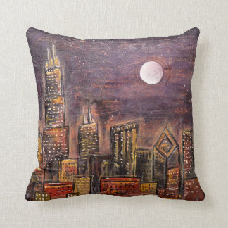 Midnight Chicago © Cushion