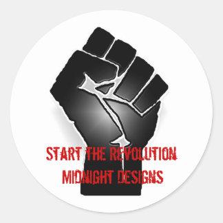 Midnight Designs sticker