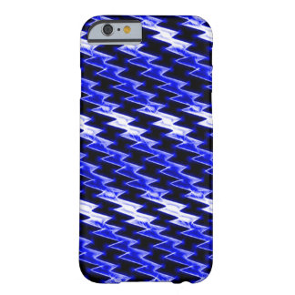 Midnight Dragon Scales Fractal Barely There iPhone 6 Case