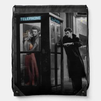 Midnight Drawstring Bag