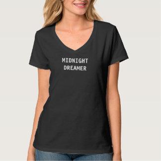 Midnight Dreamer Women's V-Neck T-Shirt