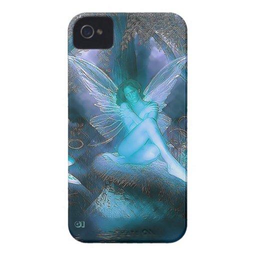 Midnight Fairy Blackberry Case