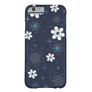 Midnight Floral iPhone 6/6s Barely There iPhone 6 Case