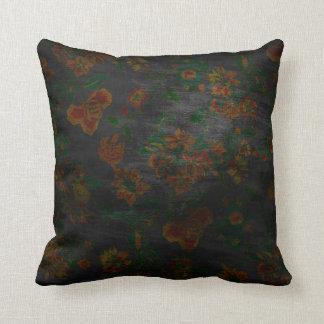 Midnight Flowers Pillows