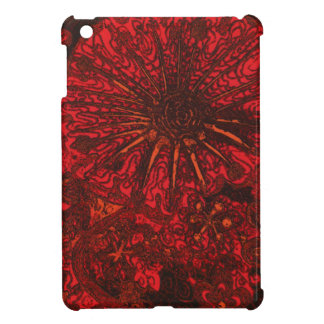 Midnight Flowers. iPad Mini Cover