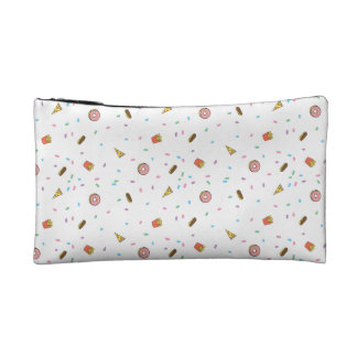 Midnight Food Craving Cosmetic Bag