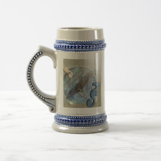 Midnight fun beer stein