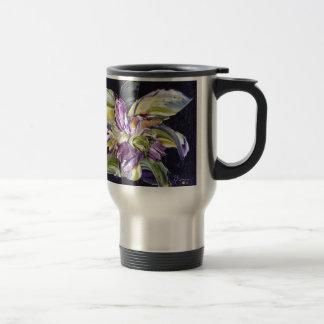 Midnight Garden Series Stainless Steel Travel Mug