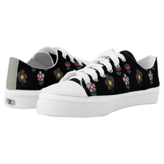 Midnight Garden Sneakers