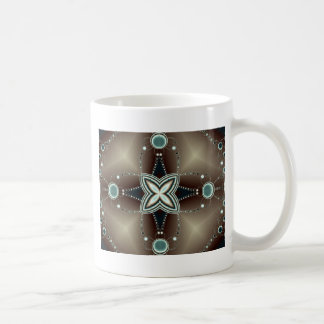 Midnight godl coffee mug