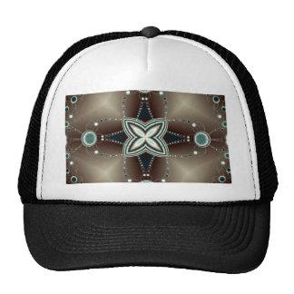 Midnight godl hat