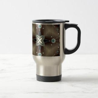Midnight godl mug