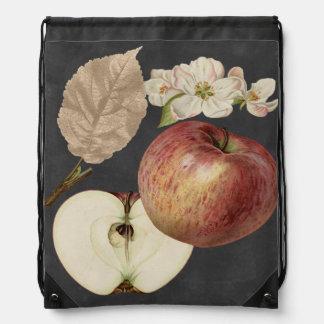 Midnight Harvest II Drawstring Bag