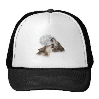 Midnight Howling Trucker Hat
