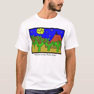 Midnight in the Moab Desert T-Shirt