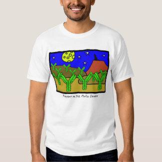 Midnight in the Moab Desert Tshirt