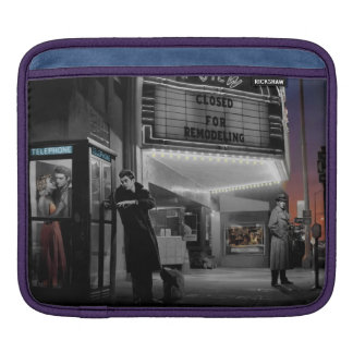 Midnight iPad Sleeve