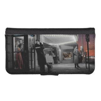 Midnight iPhone SE/5/5s Wallet Case