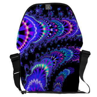 Midnight Jungle Party Commuter Bag