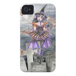 Midnight Magic iPhone 4 Covers