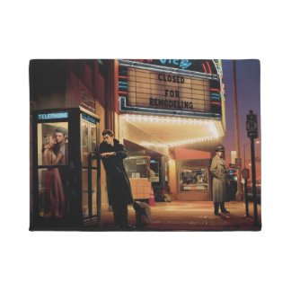 Midnight Matinee 2 Doormat