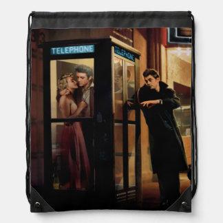 Midnight Matinee 2 Drawstring Bag
