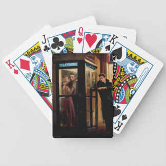 Midnight Matinee Bicycle Playing Cards