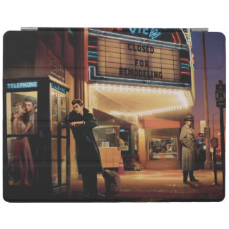 Midnight Matinee iPad Cover