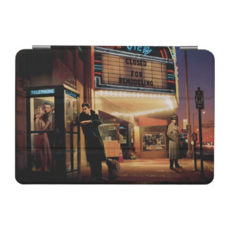 Midnight Matinee iPad Mini Cover