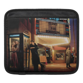 Midnight Matinee iPad Sleeve