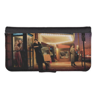 Midnight Matinee iPhone SE/5/5s Wallet Case
