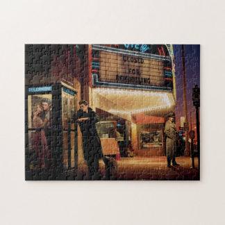 Midnight Matinee Jigsaw Puzzle