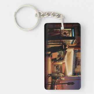 Midnight Matinee Key Ring