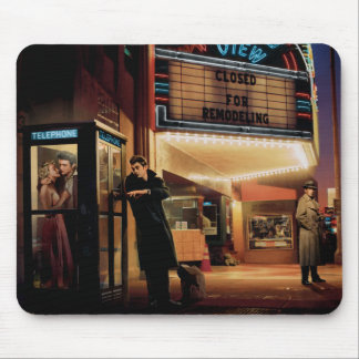 Midnight Matinee Mouse Mat