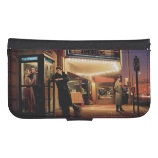 Midnight Matinee Samsung S4 Wallet Case