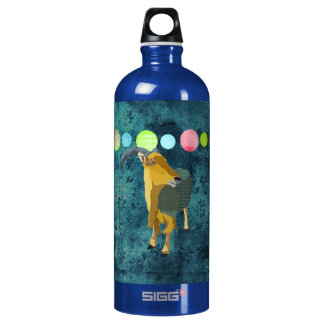 Midnight Moonlight Aoudad Liberty Bottle SIGG Traveller 1.0L Water Bottle