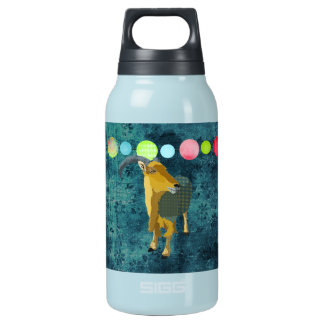 Midnight Moonlight Aoudad Liberty Bottle 10 Oz Insulated SIGG Thermos Water Bottle