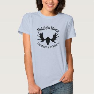 Midnight Moose women T-shirt