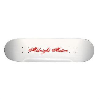 Midnight Motive 21.6 Cm Skateboard Deck