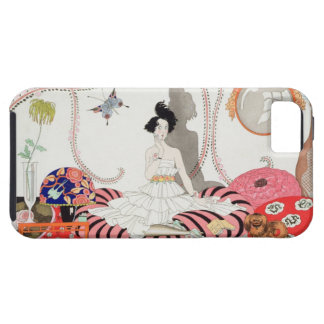 Midnight! or The Fashionable Apartment, 1920 (poch iPhone 5 Covers