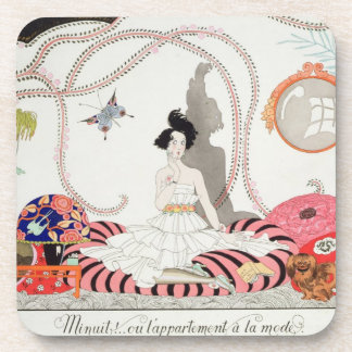 Midnight! or The Fashionable Apartment, 1920 (poch Coaster