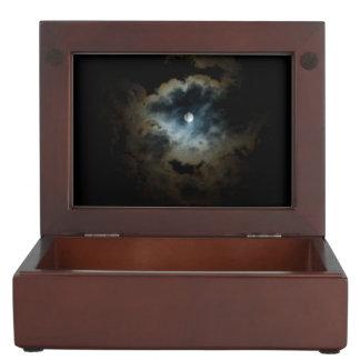 midnight pearl keepsake box